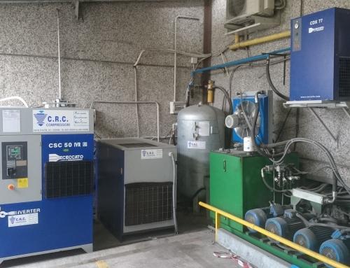 Alfonsine (RA). In fonderia l'investimento di compressori con inverter si ripaga nell'arco di tre anni.